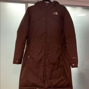The North Face warm winter coat
